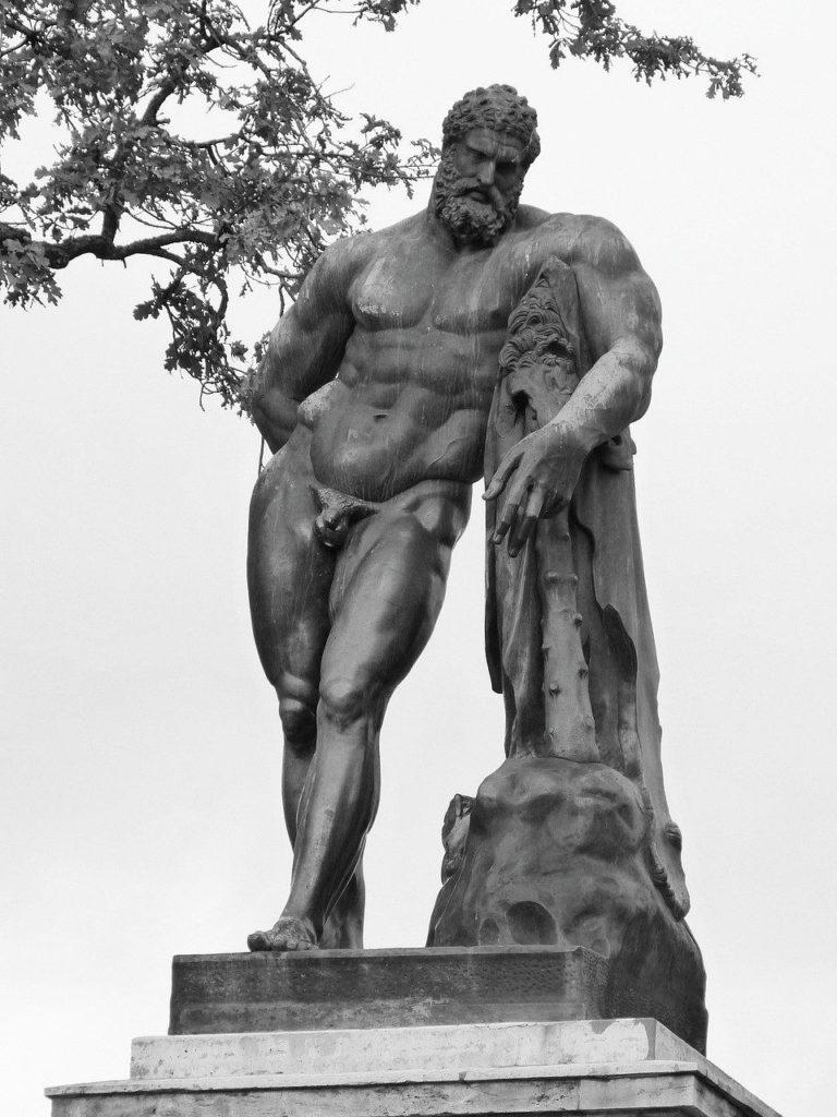 James Coq Statue